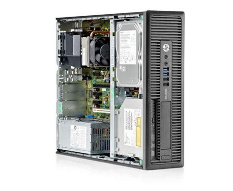 boitier ordinateur de bureau ordinateur de bureau petit bo 238 tier hp elitedesk 705 hp