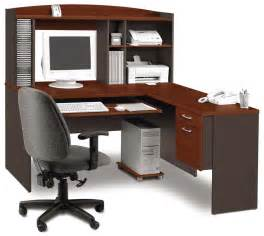 Computer Desk Office Furniture Deluxe Corner Computer Workstation Desk Office Furniture