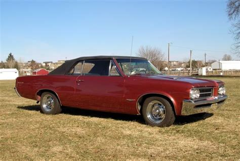 small engine maintenance and repair 1964 pontiac lemans electronic valve timing 1964 pontiac le mans convertible in gto trim and a 389 v8 with tri power for sale pontiac le