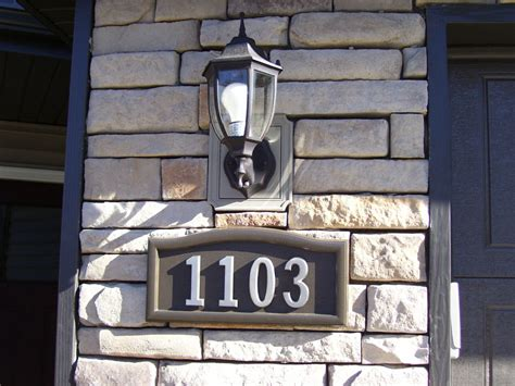 house numbers plaque house numbers plaque design the homy design