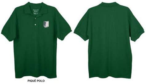 Tshirt Attack On Titan 12 Xl From Ordinal Apparel attack on titan t shirt scouting legion green polo xl archonia