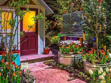 northwest flower  garden show garden design