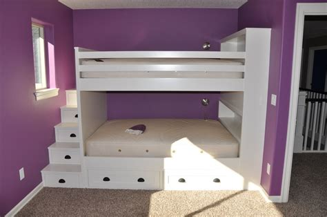 custom bunk beds custom home builder