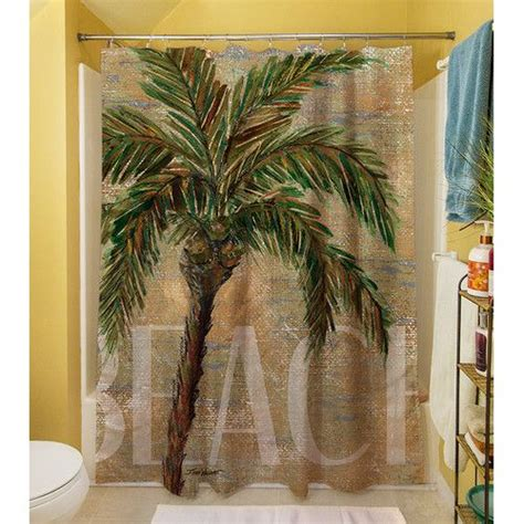 palm tree curtains drapes 28 best palm tree shower curtain and bath accessories