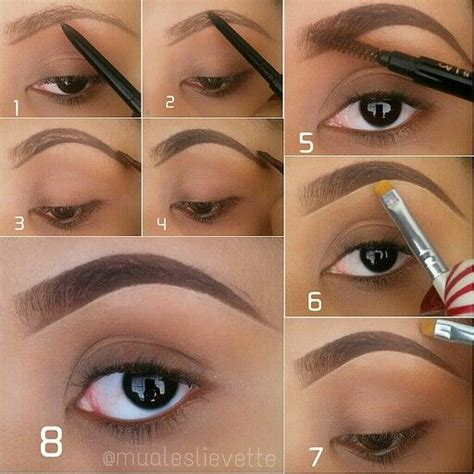 Tutorial Professional Makeup Techniques 3 by 17 Best Images About Lovely Eyebrows On