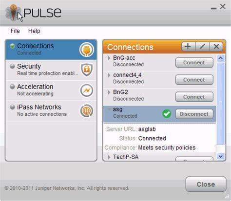 juniper client junos pulse for windows