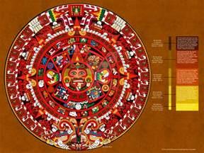 Aztec Calendar The Book Of The Sun The Aztec Calendar By Artrios87 On
