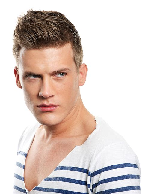 round faced male model mens hairstyles round head hairstyles
