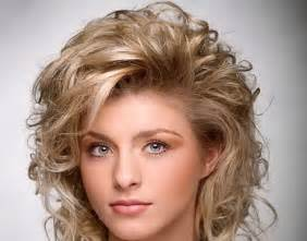 shoulder length layered curly haircuts with front and back pictures medium length hair styles 2016
