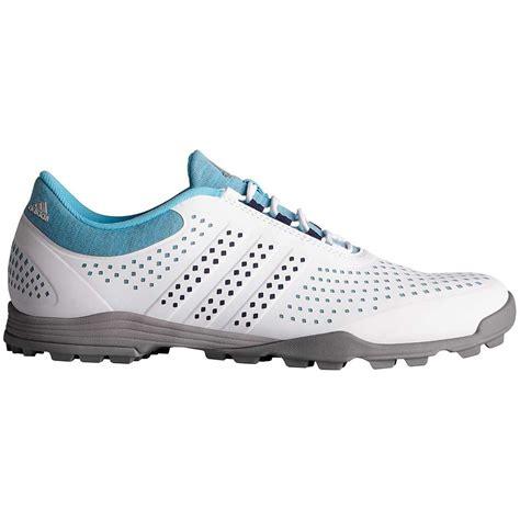 adidas sport golf shoes adidas s adipure sport golf shoes white blue color