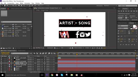 template after effects cs6 muzic after effects cs6 template by djmuzic95 on