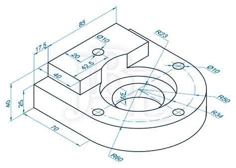 imagenes en 3d autocad autocad para todos 100 pr 225 ctico soluci 243 n propuesto 11