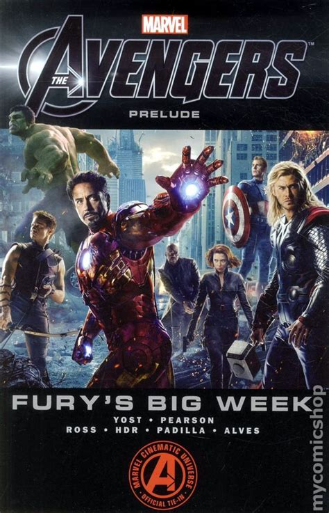 Fury S prelude fury s big week tpb 2012 marvel comic books