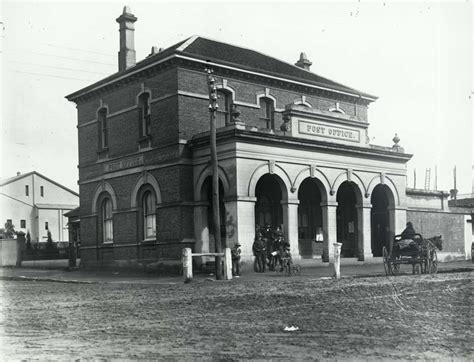 Search Records Nsw Annandale Post Office Located In Petersham Nsw State Archives And Records Nsw