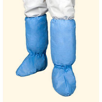 tronex non skid fluid impervious knee high boot covers