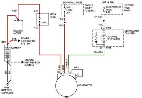 1999 jetta wiring diagram charging system wiring diagram