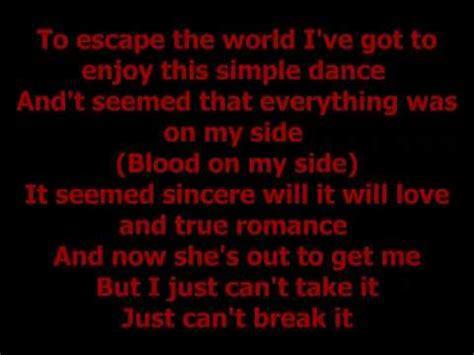 On The Floor Lyrics by Michael Jackson Blood On The Floor Lyrics