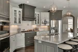 Charcoal Kitchen Cabinets Kitchen With Corner Stove Transitional Kitchen Benjamin Kendall Charcoal Gonyea Homes