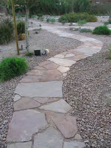 Rock Pathways How To Use Landscape Rock In Vegas Landscaping Parsons Rocks