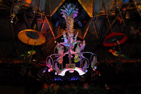tiki room disney world all the birds sing words and the flowers croon coast to coast at the enchanted tiki room
