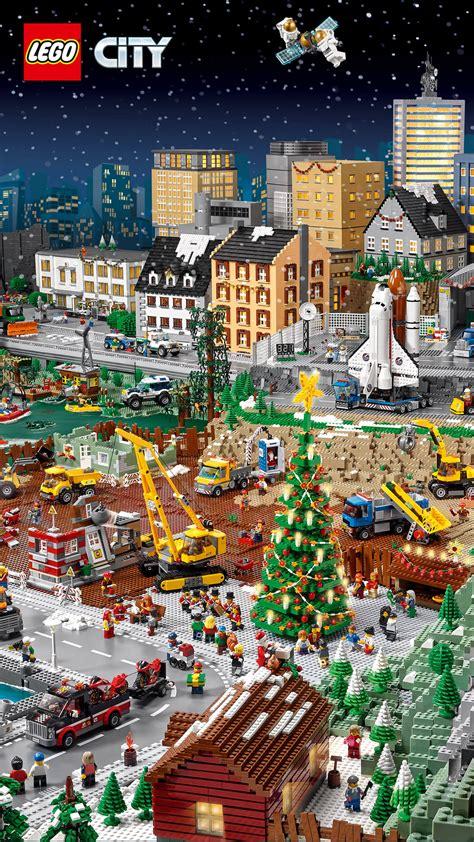 advent calendar wallpapers lego city legocom gb