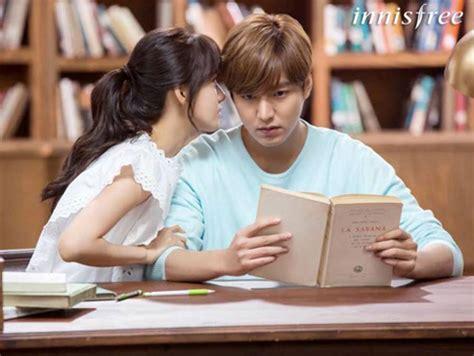 film lee min ho summer love produk skin care korea innisfree hadir di indonesia