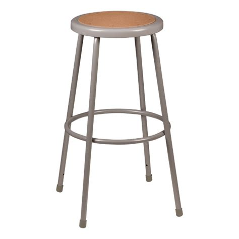 Stool Lab by Learniture Metal Lab Stool Fixed Height 30 Quot H At