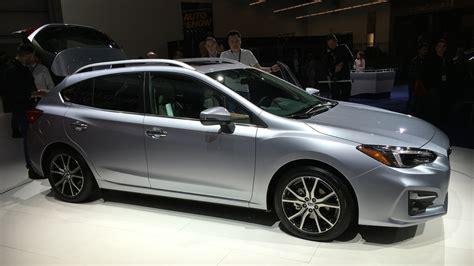 2017 Subaru Impreza Hatch And Sedan Gallery Photos 1 Of 20