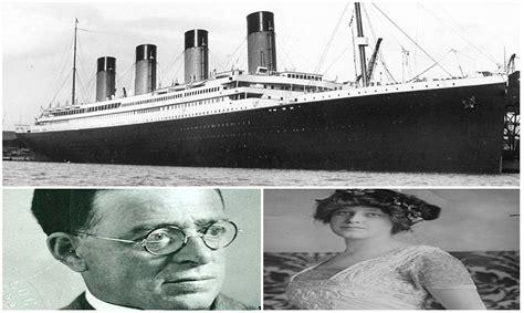 imagenes reales del titanic 1912 la historia de amor real del titanic supercurioso