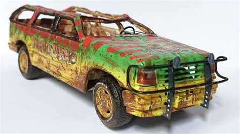 jurassic park car jurassic park maisto ford explorer tour car electric 04 wr