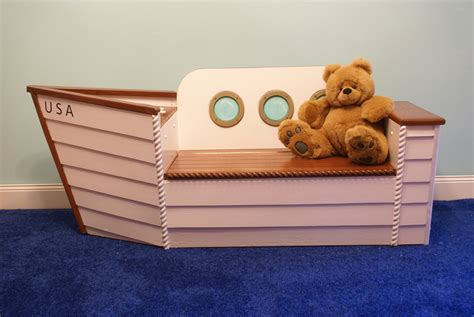 nautical couches nautical furniture toybox nautical by adamzoriginals on etsy