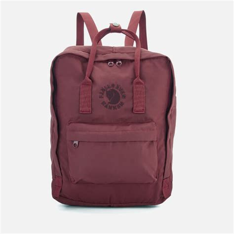 Fjallraven Re Kanken fjallraven re kanken backpack ox mens accessories