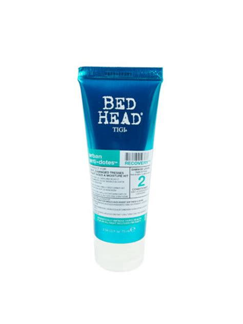 bed head recovery tigi bed head urban antidotes recovery conditioner 75ml