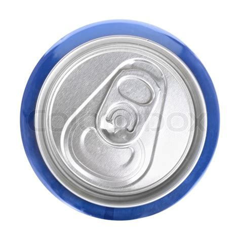 Can I Get A Copy Of My Background Check Top Of Drink Can Isolated Stock Photo Colourbox