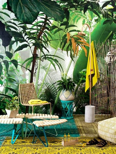 Decoration Interieur Tropical by Tropical Decoration Style Arsenoglou Interior