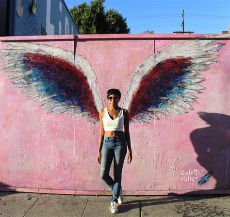 Brick Wall Mural 5 insta worthy walls on melrose ave in los angeles