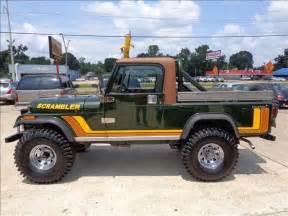 Jeep Cj7 Scrambler 25 Best Ideas About Jeep Scrambler On Jeep