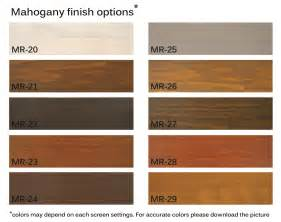 stain color mahogany wood stain colors plans free
