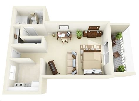 one bedroom apartment ideas 10 ideas for one bedroom apartment floor plans