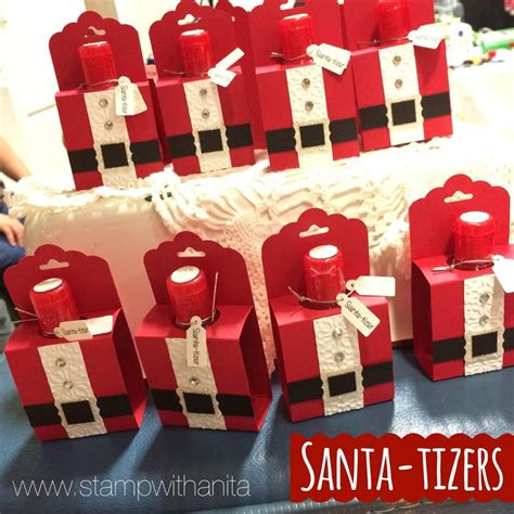free santa tizer tutorial my gift to you st with