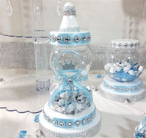 Baby Shower Centerpiece For Prince Baby Shower Boys Royal Prince Themed Baby Shower Centerpieces