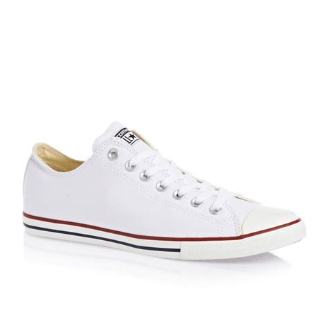 Convers White Ox converse chuck lean ox shoes white free delivery options