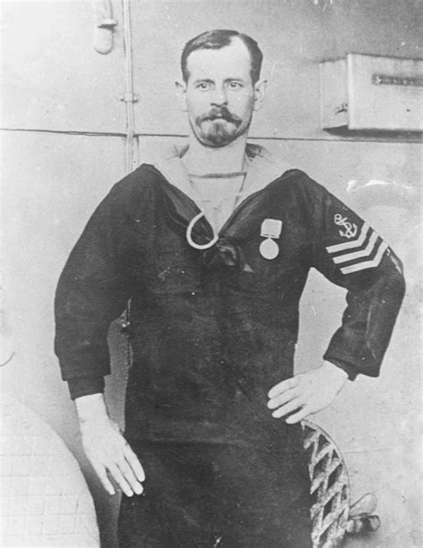 MaritimeQuest - Petty Officer Stoker William Wood, R.N.