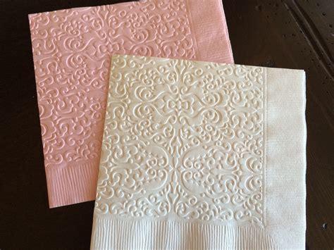bridal shower paper napkins damask paper napkins cocktail napkin wedding bridal