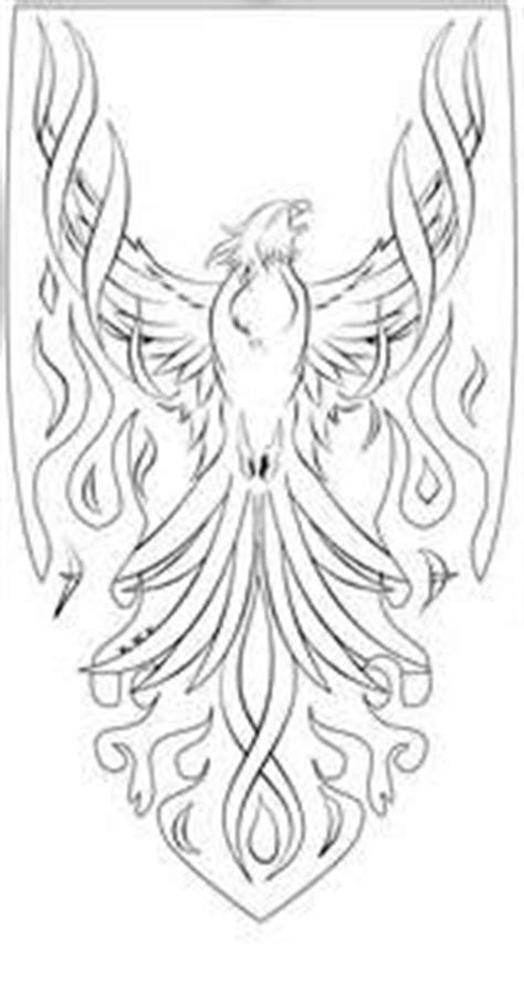 Harry Potter Coloring Page Harry Potter Party Fawkes Colouring Pages