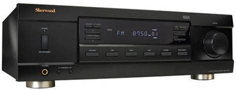 Sherwood Rvd6095rds Surround Sound Receiver Lifier home audio home theater sherwood rx 4109