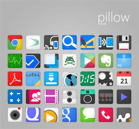 cool icons for android 15 amazing android icon packs 2 geeks landed