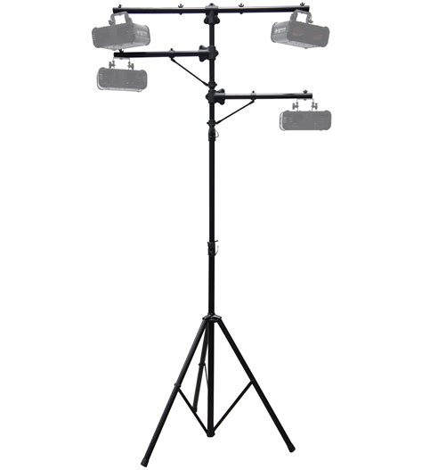 stand hängematte harmony audio ha treestand pro dj lighting multi arm