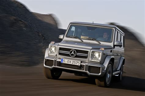 mercedes benz jeep 2013 2013 mercedes benz g63 and g65 amg revealed