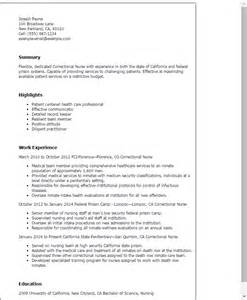 Cook County Correctional Officer Cover Letter by Officer Sle Resume Resume Templates